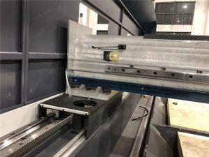 Mezinahiya piçûktir pîvanê qerase ya qerase ya laser qutkirina otomatîk 800 watt