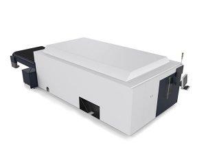 çarşema metal / tubes pîşesaziya qutkirina laser laser pîşesaziya dual motora pergala cnc-end a bilind