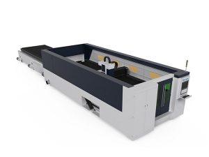 navgîniya makîneya qutkirina laşka plakê laser