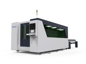 sifrê dualî cnc laser qutkirina metal, makîneya qutkirina plakaya laser