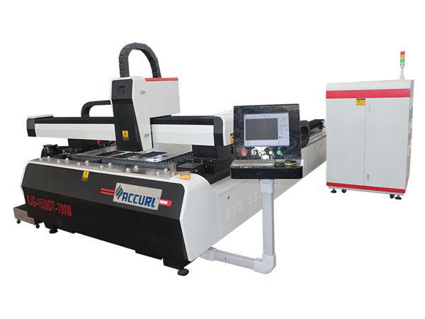 alloy Steel Plaza Cnc Fiber Laser Machine Cutting du car drive efsanewî bilind