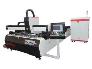 1000w 1500w lasera qutkirina metal ji bo qefaltiya sivik, 45m / min leza birrînê