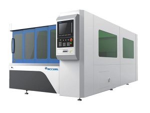 1070nm makîneya qutkirina lazerê pîşesaziyê / makîneyên qutkirina fiber laser